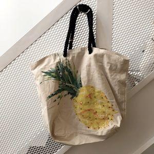 2$/25 💜 🆕 ANTHRO tote bag